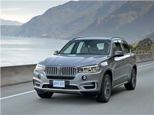 Самые быстрые внедорожники могут поспорить со спорткарами (BMW X5, Mercedes-Benz ML-Klasse, Porsche Cayenne, Land Rover Range Rover, Land Rover Range Rover Sport, Volkswagen Touareg) X5 - BMW X5 2013 вид спереди