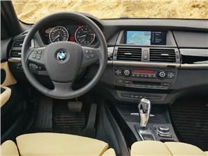 BMW X5 хDrive35i 2011 водительское место