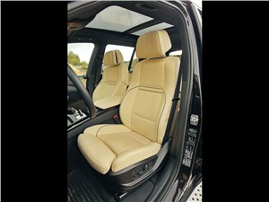 Предпросмотр bmw x5 хdrive35i 2011 передние кресла