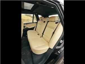 BMW X5 хDrive35i 2011 задний диван