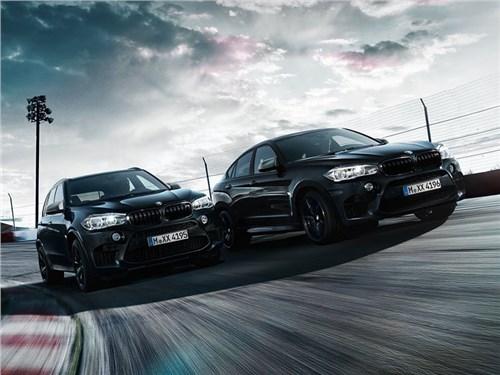 Новость про BMW - BMW X5M, BMW X6M