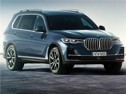 BMW X7 может получить экстремальную версию