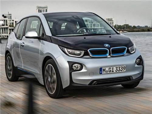 Новость про BMW i3 - BMW объявила о масштабном отзыве своих «гибридов»