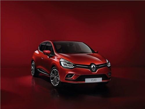 Renault обновил субкомпактный хэтчбек Clio