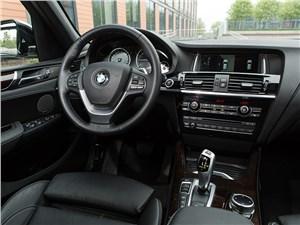 BMW X3 xDrive 20d 2015 салон