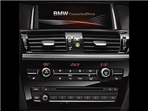 BMW X3 xDrive 20d 2015 центральная консоль