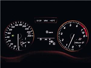 Mercedes-Benz B-Klasse приборная панель
