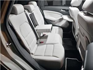 Mercedes-Benz B-Klasse задний диван