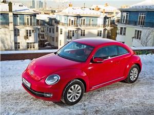 Volkswagen Beetle - volkswagen beetle 2013 вид спереди
