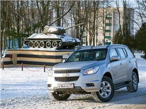 Chevrolet TrailBlazer - автопутешествие на chevrolet trailblazer по беларуси