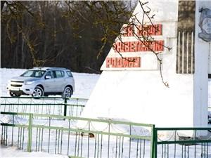 Небольшие монументы есть почти в каждой деревне Витебской области