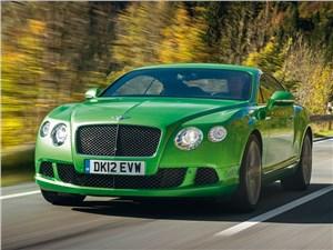 Bentley Continental GT Speed 2013