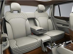 Предпросмотр bentley exp 9 f concept 2012 задний диван