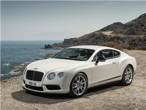 Предпросмотр bentley continental gt v8 s купе 2014 вид спереди