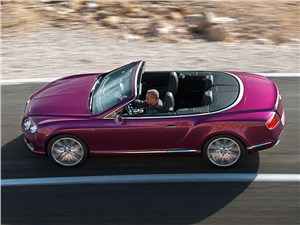 Предпросмотр bentley continental gt speed convertible 2014 вид сбоку