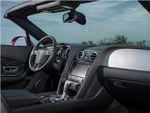 Предпросмотр bentley continental gt speed convertible 2014 водительское место