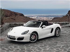 Porsche Boxster S (родстер)