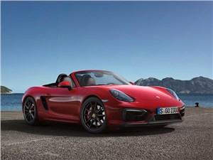 Porsche Boxster GTS 2014 основной вид