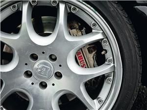 Brabus 7.3S 1998 колесо