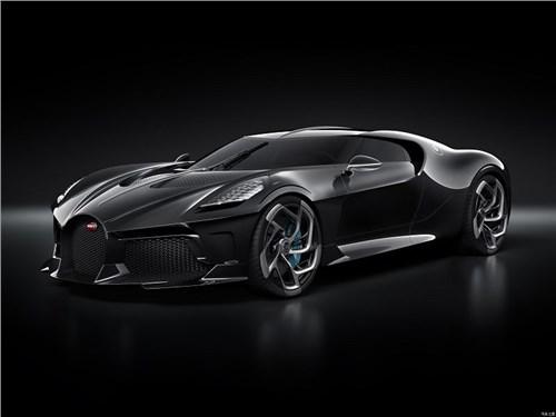 В Bugatti анонсировали свой самый дорогой спорткар