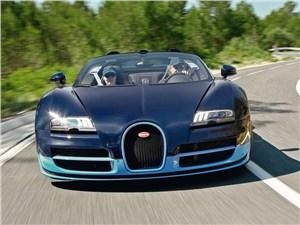 Предпросмотр bugatti veyron grand sport vitesse 2012 вид спереди