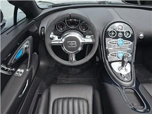 Предпросмотр bugatti veyron grand sport vitesse 2012 водительское место