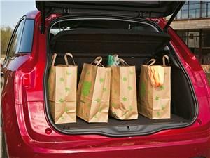 Предпросмотр citroen c4 picasso 2014 сумки в багажнике