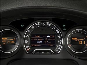 Весь мир в багажнике (Citroen C5 Tourer,Ford Mondeo,Mazda 6 Touring,Opel Insignia Sports Tourer,Renault Laguna Estate,Toyota Avensis,VW Passat ) C5 - Citroen C5 2013 приборная панель
