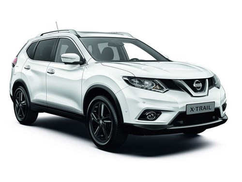 Новость про Nissan X-Trail - Nissan вывел на российский рынок новую версию кроссовера X-Trail