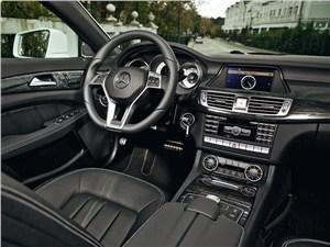 Предпросмотр mercedes-benz cls 2012 водительское место
