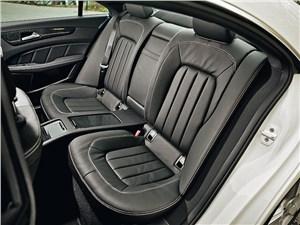 Предпросмотр mercedes-benz cls 2012 задний диван
