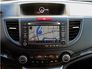 Honda CR-V 2013 навигация