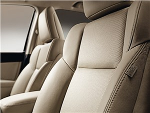 Honda CR-V 2013 отделка кресел