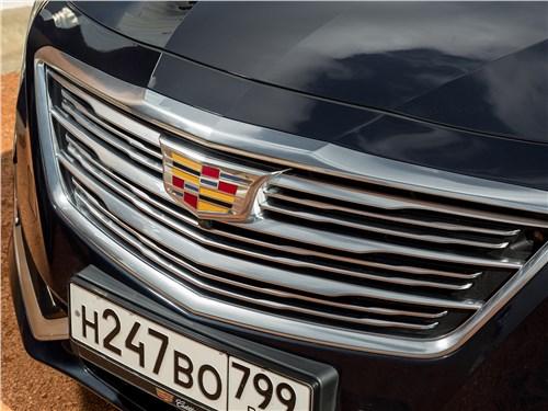Cadillac CT6 2017 радиаторная решетка