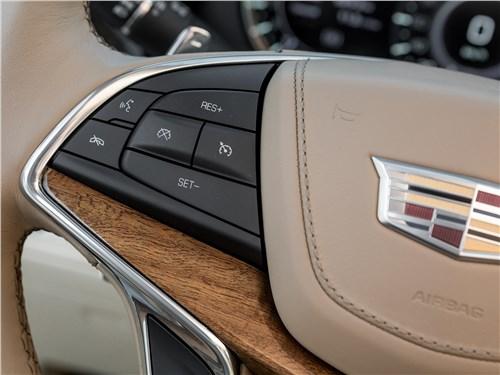 Cadillac CT6 2017 руль