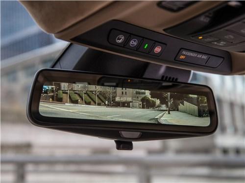 Cadillac CT6 2017 зеркало заднего вида
