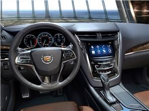Cadillac CTS 2013 водительское место