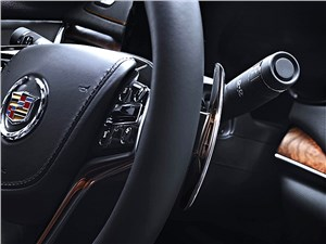 Cadillac CTS 2013 подрулевые лепестки