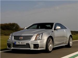 Стартовал прием заказов на Cadillac CTS-V в кузовах седан и купе