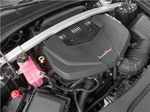 Cadillac CTS-V 2016 двигатель