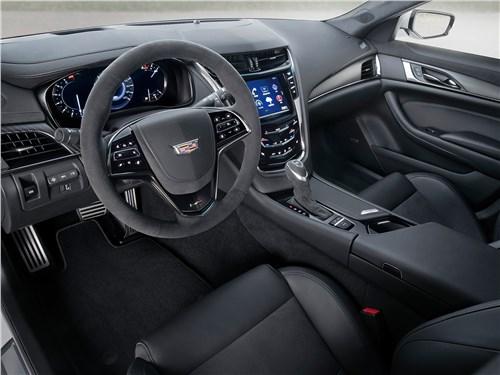 Cadillac CTS-V 2016 салон