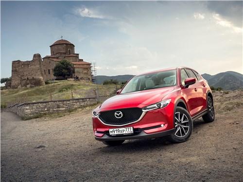 Mazda CX-5 - mazda cx-5 2017 уроки каллиграфии