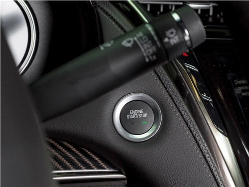"""Cadillac CTS 2017 кнопка """"старт-стоп"""""""