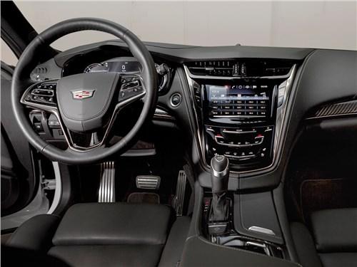 Cadillac CTS 2017 водительское место