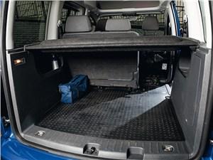 Предпросмотр volkswagen caddy багажное отделение