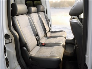 Volkswagen Caddy Edition30 2012 задние кресла