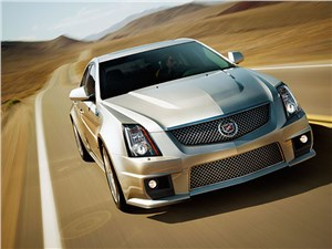 Фотогалерея Cadillac