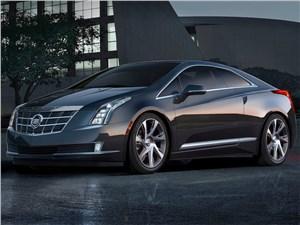 Новый Cadillac ELR - Cadillac ELR 2013 вид спереди