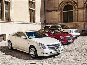 Cadillac CTS, Cadillac Escalade, Cadillac SRX - cadillac