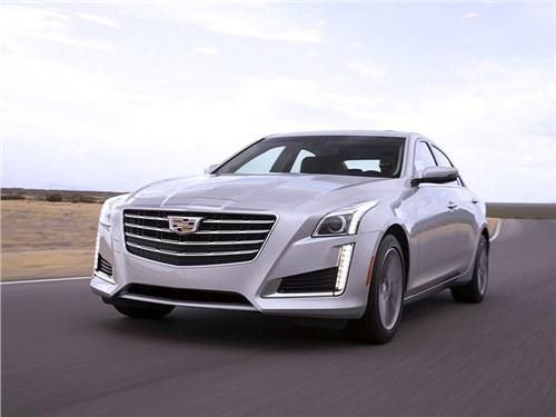 Новость про Cadillac - Cadillac CTS